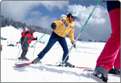 Adventure Sports in Kashmir