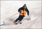 Skiing in Jammu and Kashmir