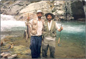 Trout Fishing in Jammu and Kashmir